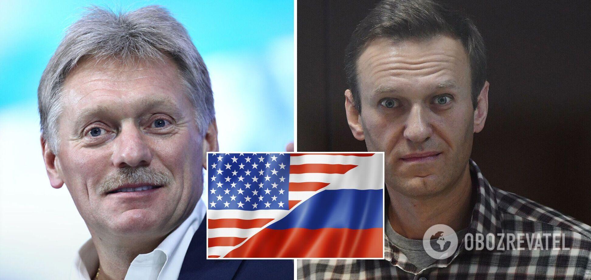 У Путина сообщили, при каких условиях Навального отдадут США