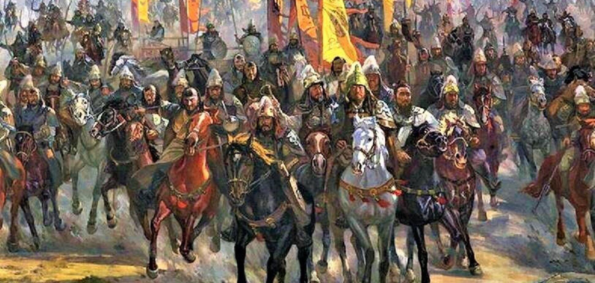 Страна без исторических корней всегда оккупант