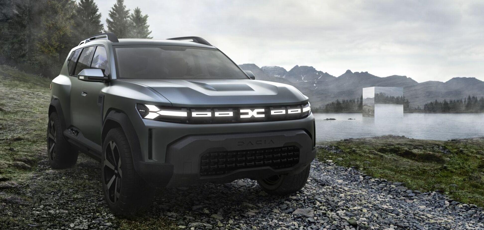 Dacia анонсировала масштабный ребрендинг