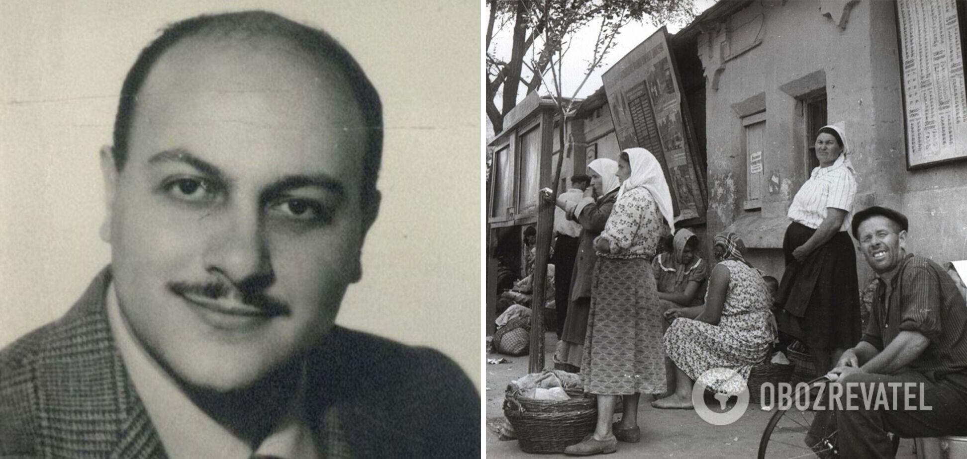 Галеотти выслали из СССР в 1963 году