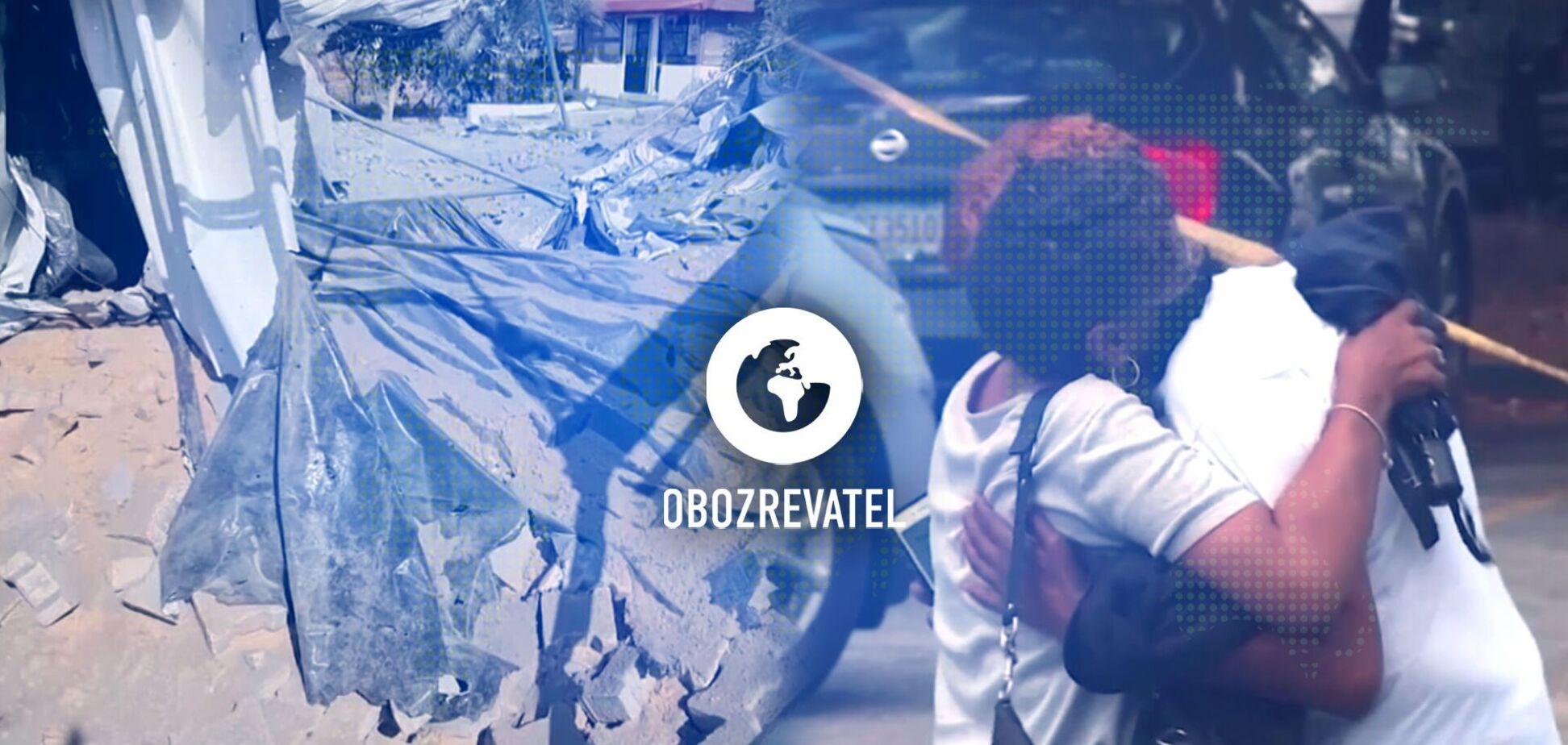 Израиль и сектор Газа, убийство в магазине и победа учителя на президентских выборах – дайджест международных событий