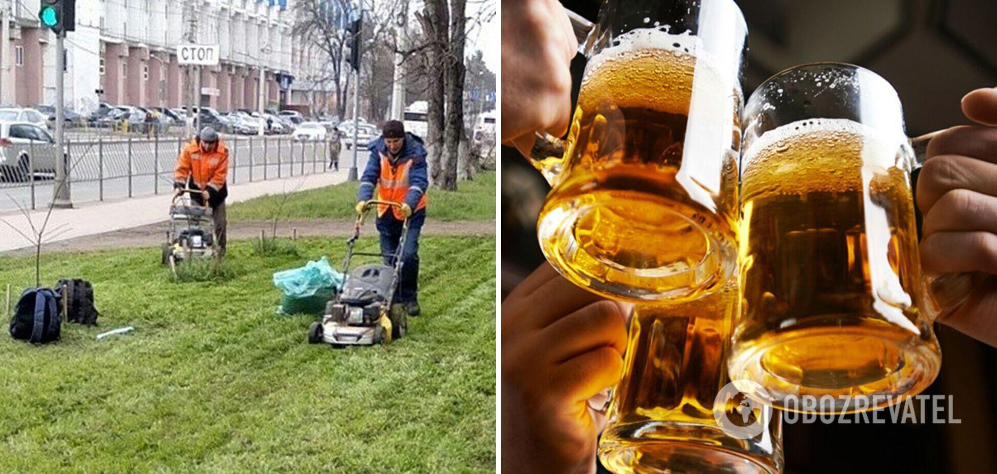 Харьковские коммунальщики 'шиканули' на ProZorro, закупив 2 тысячи литров пива