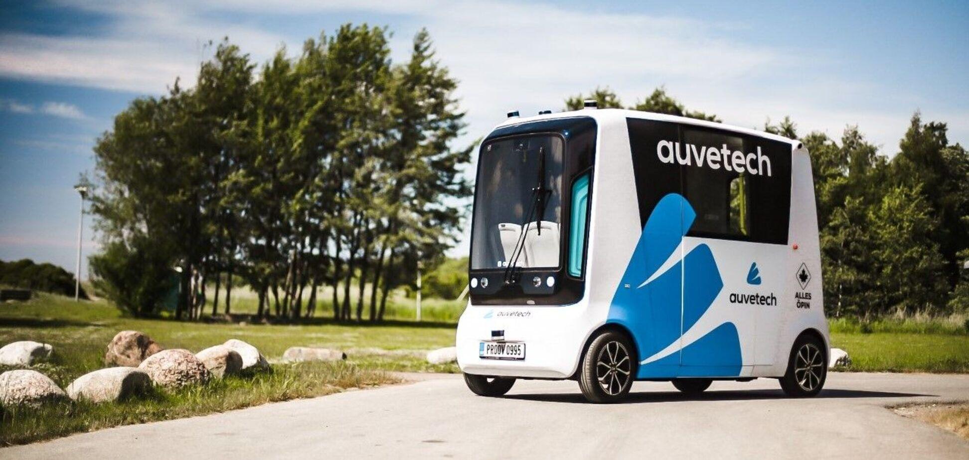 Автомобиль Auve Tech
