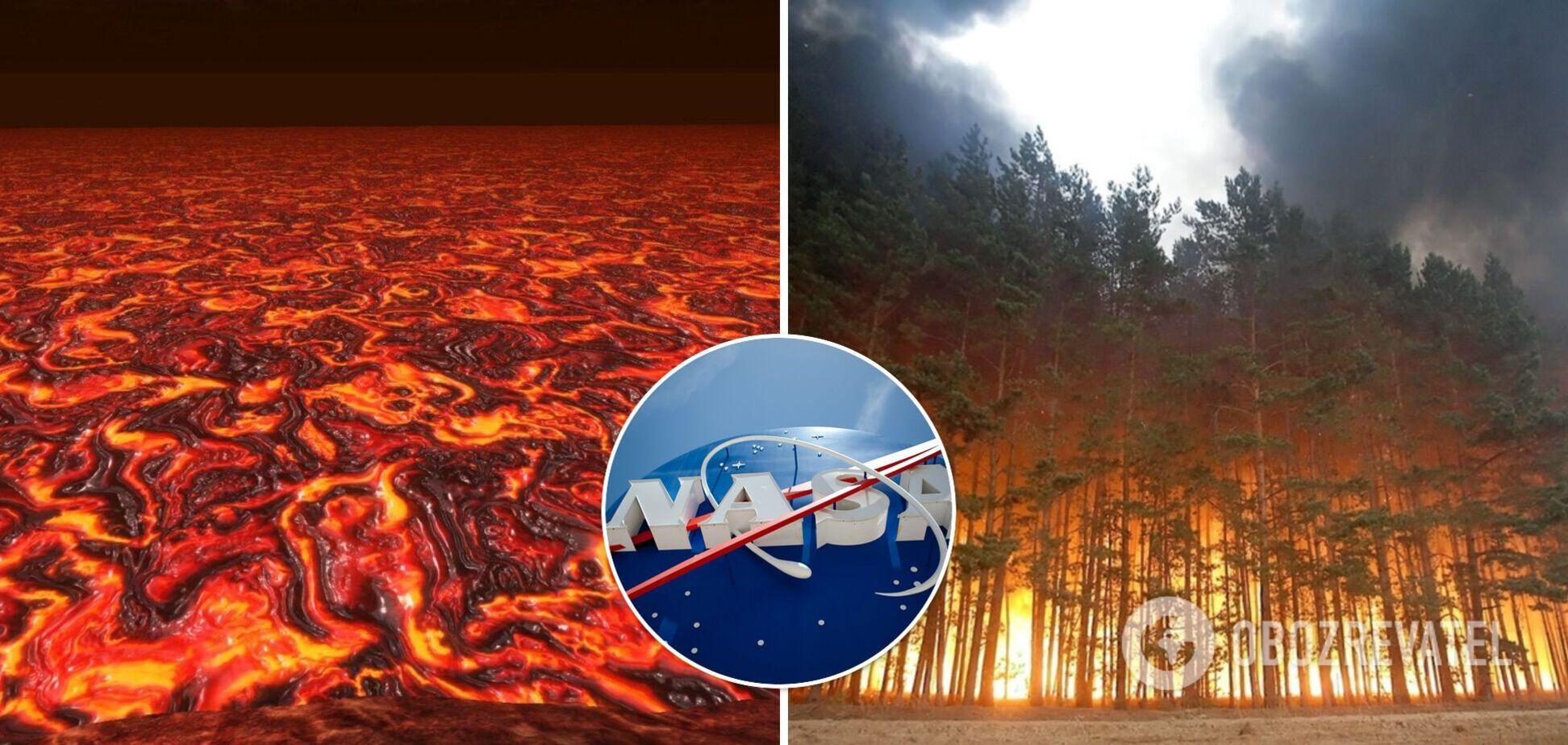 У NASA заявили, що поверхня Землі нагрівається загрозливими темпами