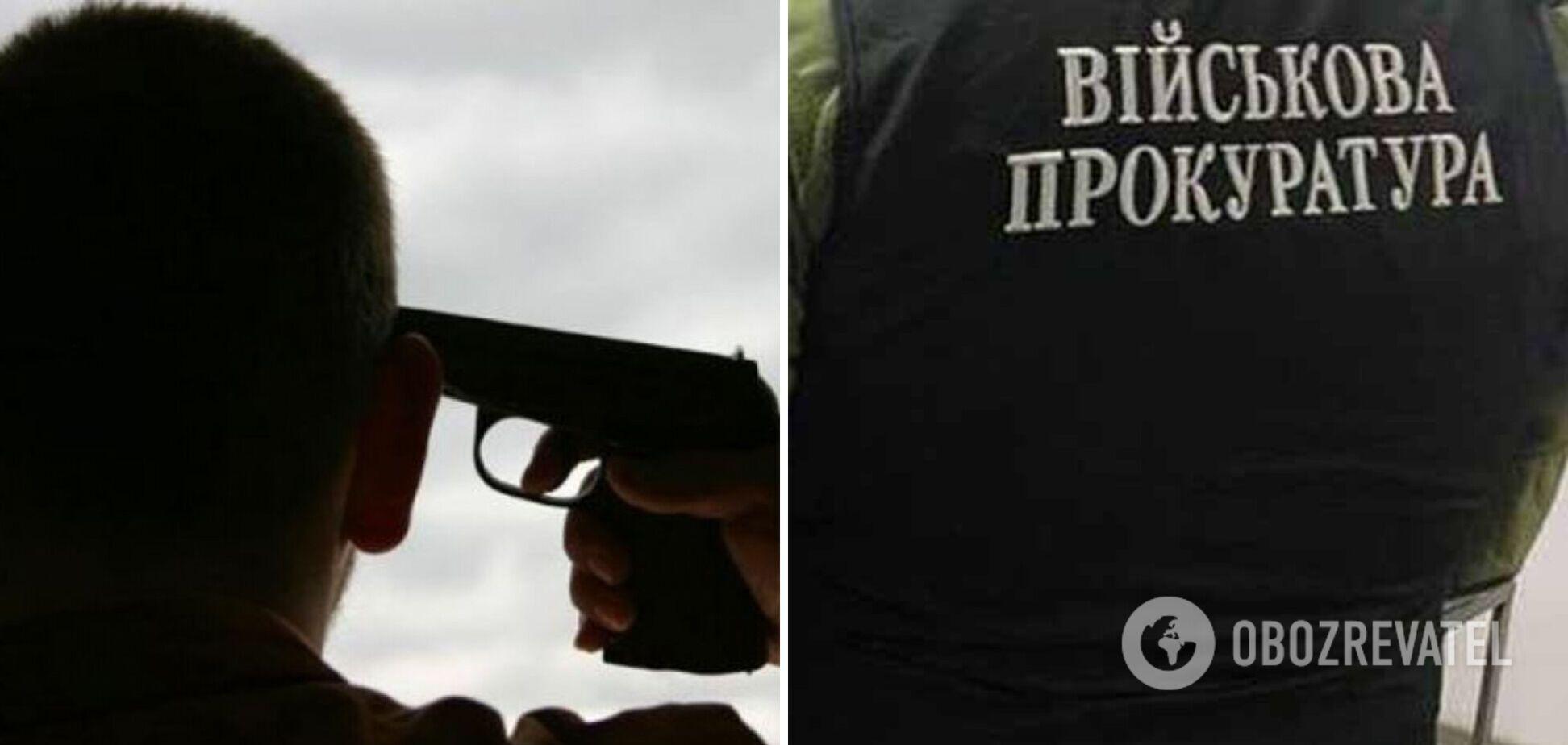 На Херсонщине военный-срочник покончил с собой, в его телефоне нашли странную переписку