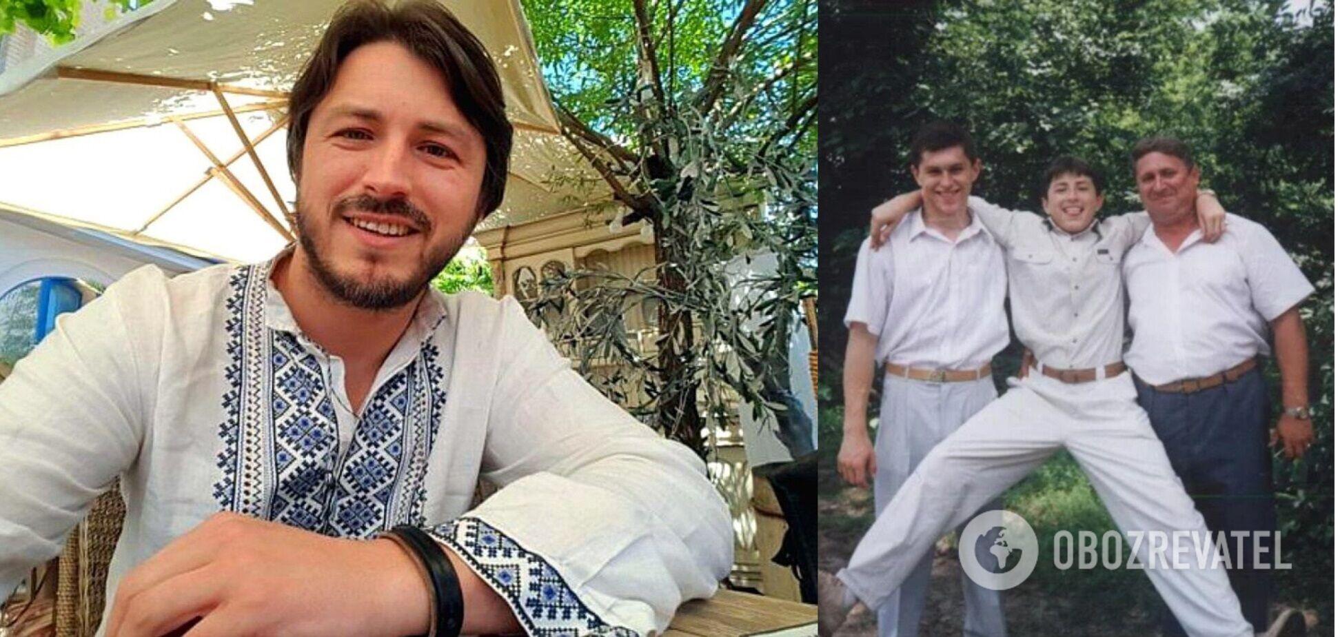 Сергей Притула показал отца и поделился воспоминаниями о нем