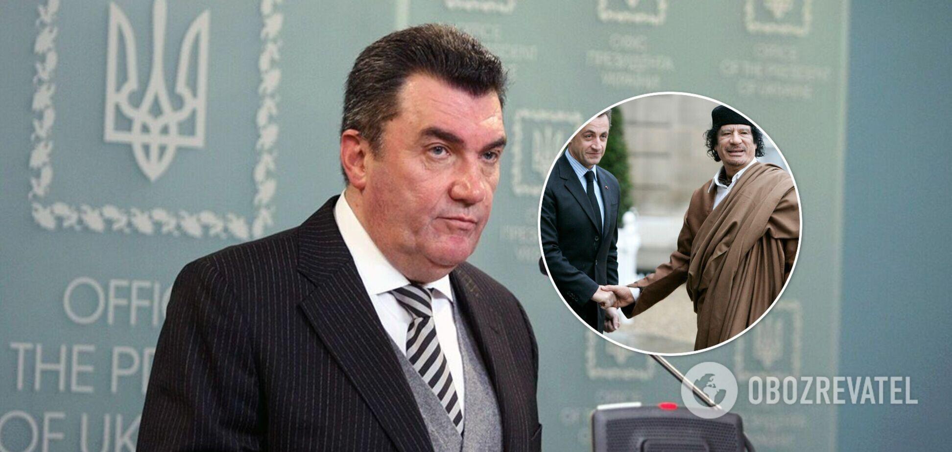 Данилов напомнил о коррупции среди европейских топ-чиновников и их связях с Россией