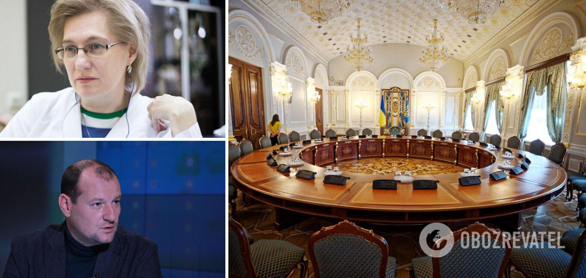 Голубовской вручили награду 'Защитник Украины'. Опубликован список выдающихся медиков