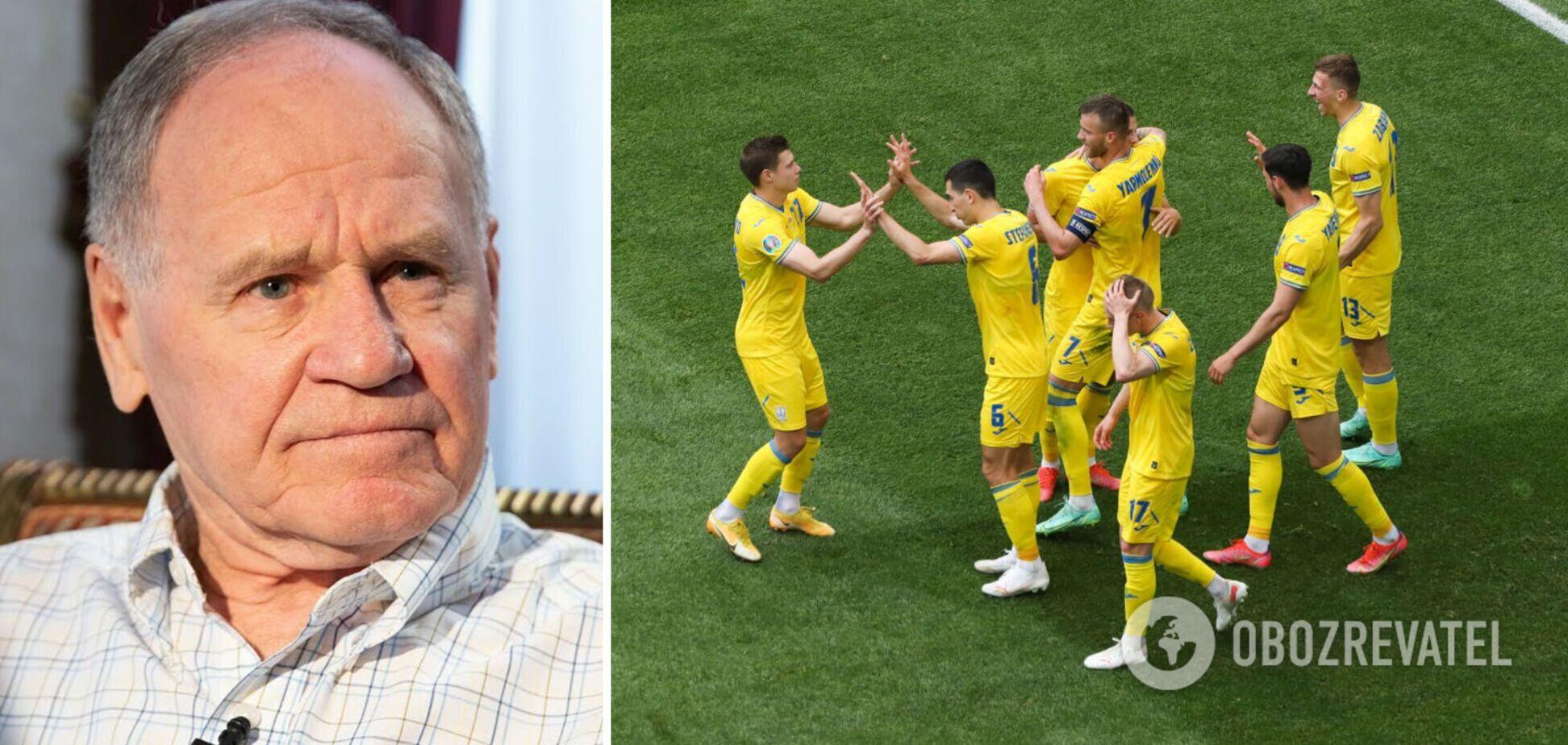 Сабо назвал имя лидера сборной Украины