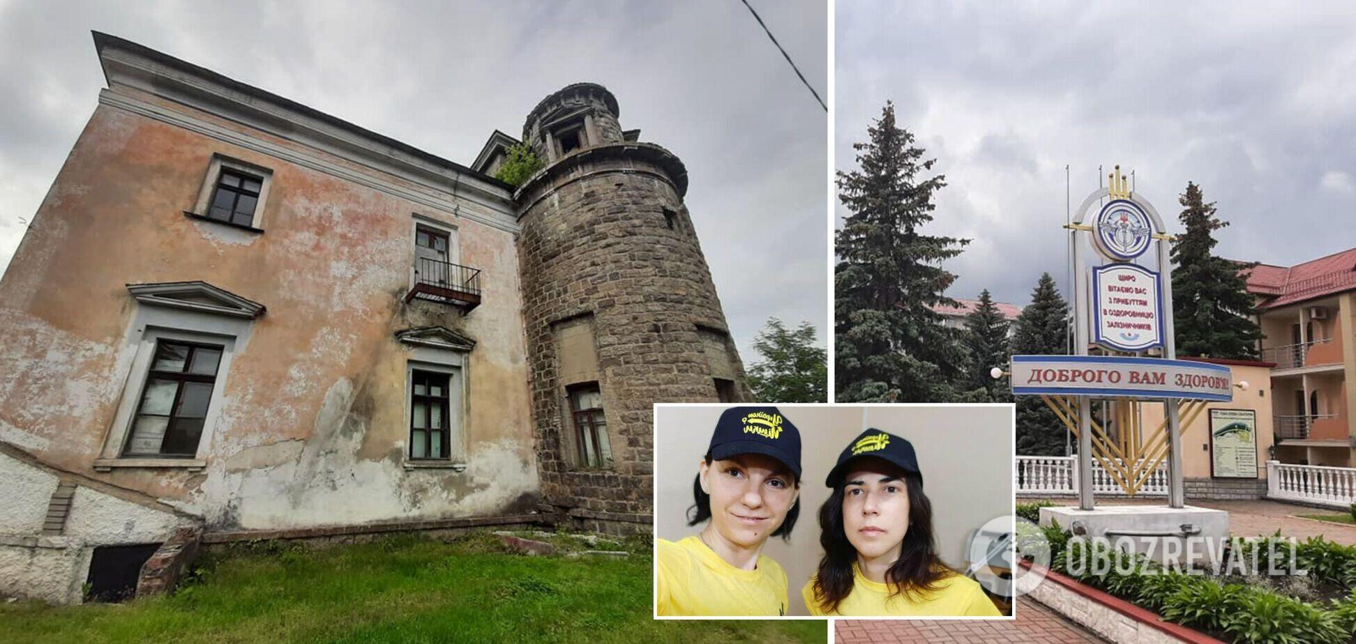 Дві дівчини вирушили пішки з Рівного до Одеси і зіткнулися з труднощами