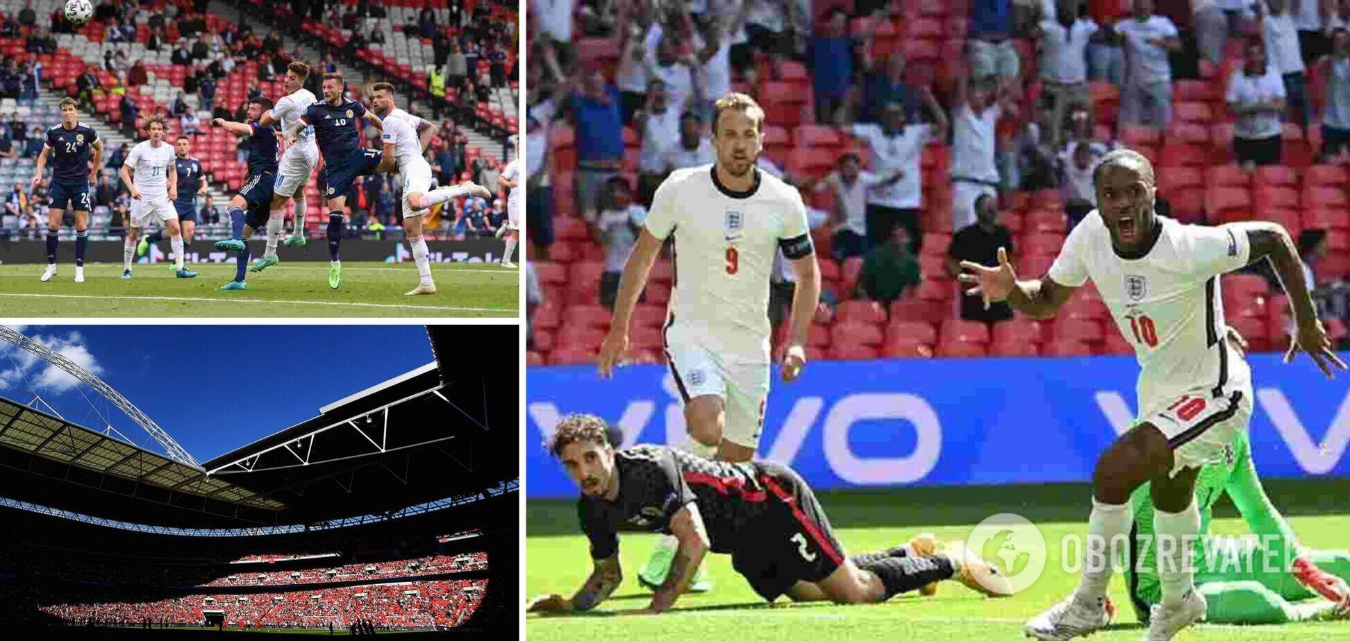 Британское дерби! Англия – Шотландия – 0-0: онлайн-трансляция матча Евро-2020