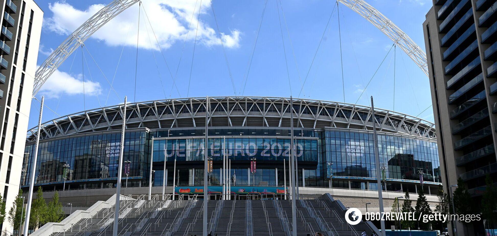Фінал Євро 2020 має відбутися в Лондоні
