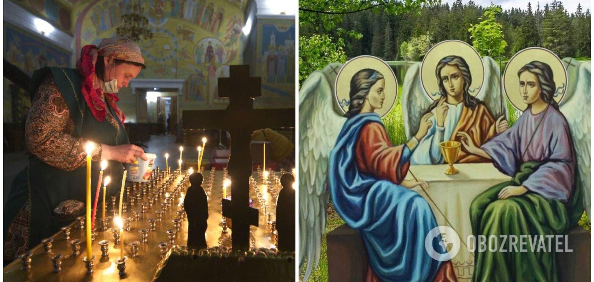 20 июня: что нельзя делать на праздник Троицы, приметы и именинники