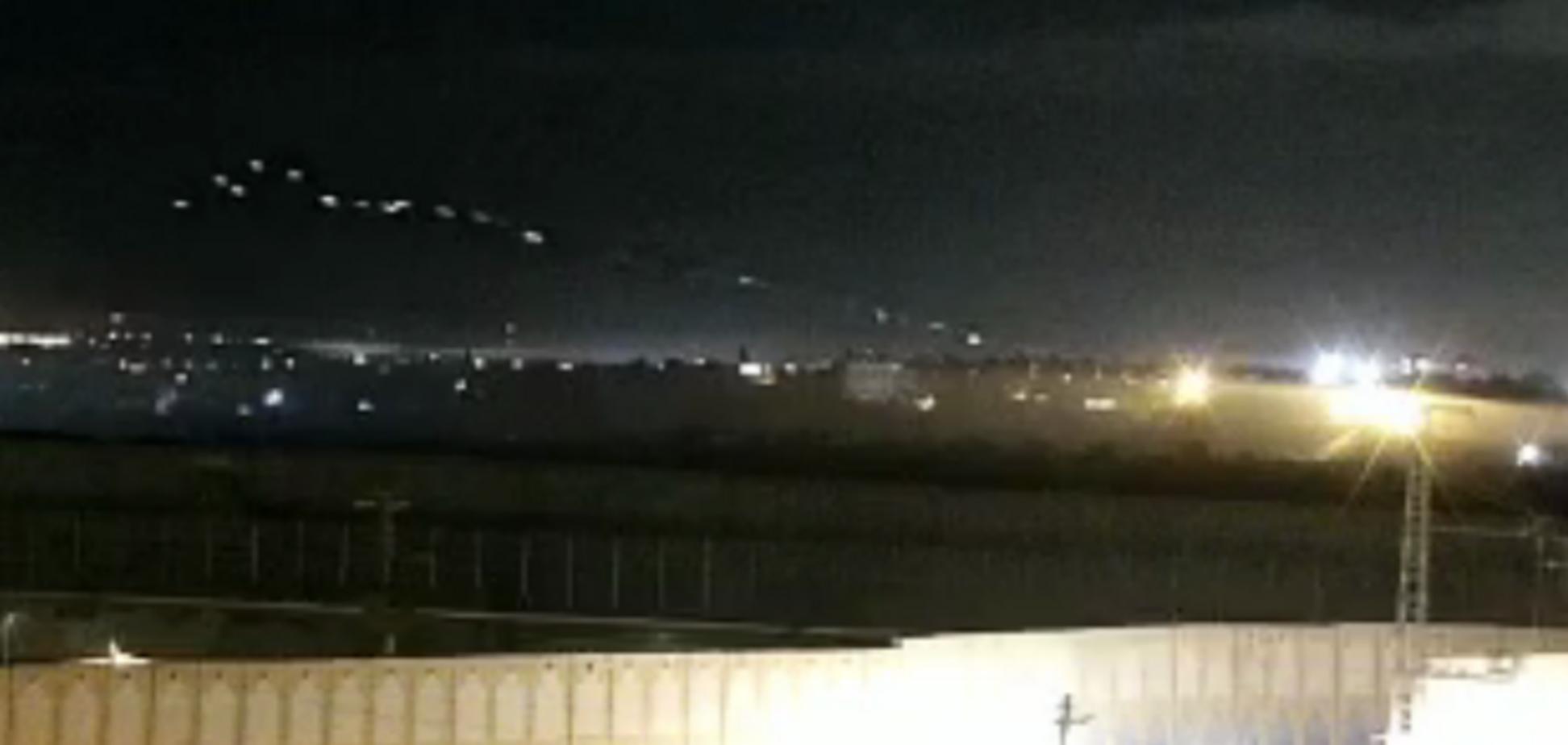 Обстрел из сектора Газа