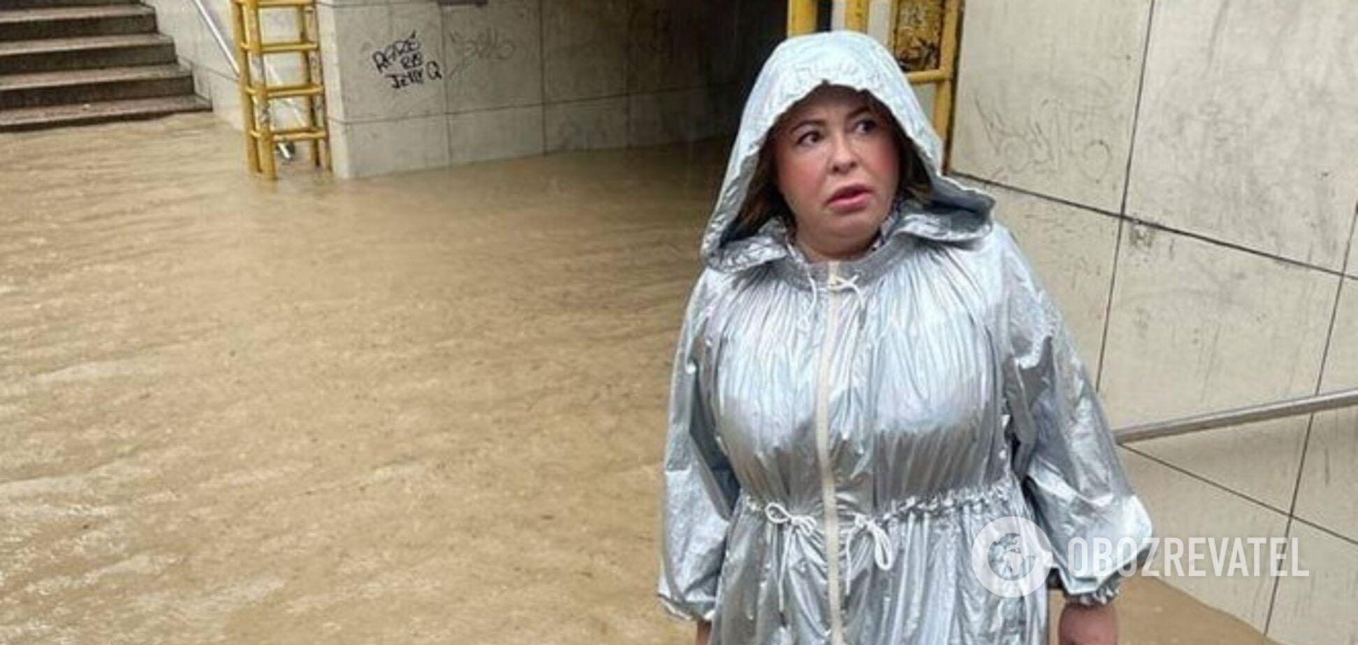 В Ялте выпало более 135 мм осадков
