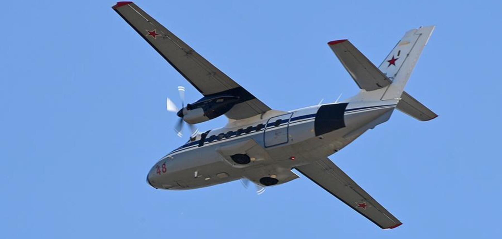 У Росії розбився літак Л-410 з людьми: є загиблі