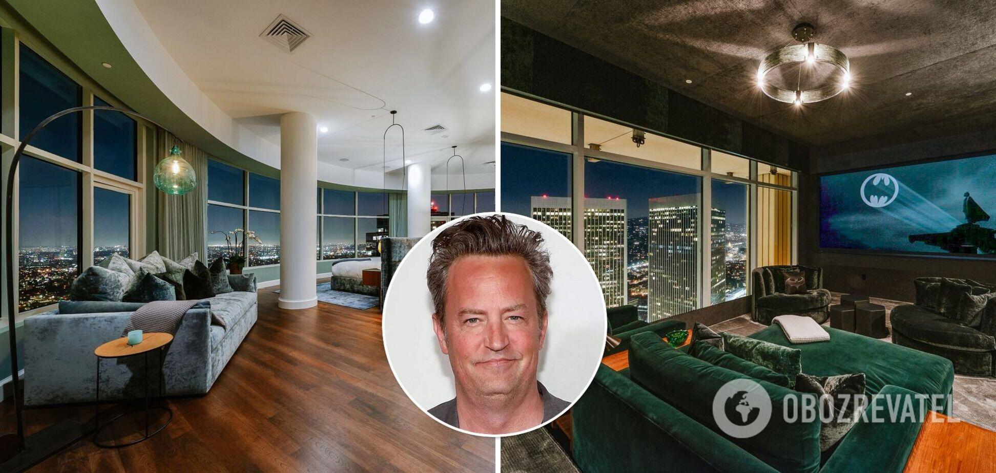 Зірка 'Друзів' продав одну з найдорожчих квартир Нью-Йорка: фото з 'маєтка в небі'