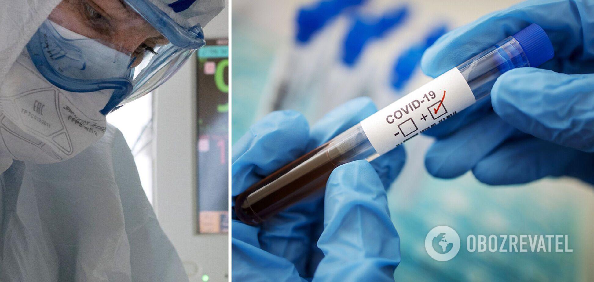 Инфекционист заявил об угрозе индийского штамма COVID-19 для Украины