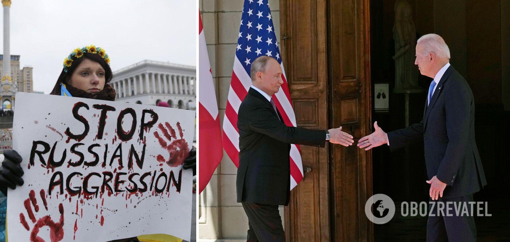 Россия и мир. Путин грезит советским 'величием'