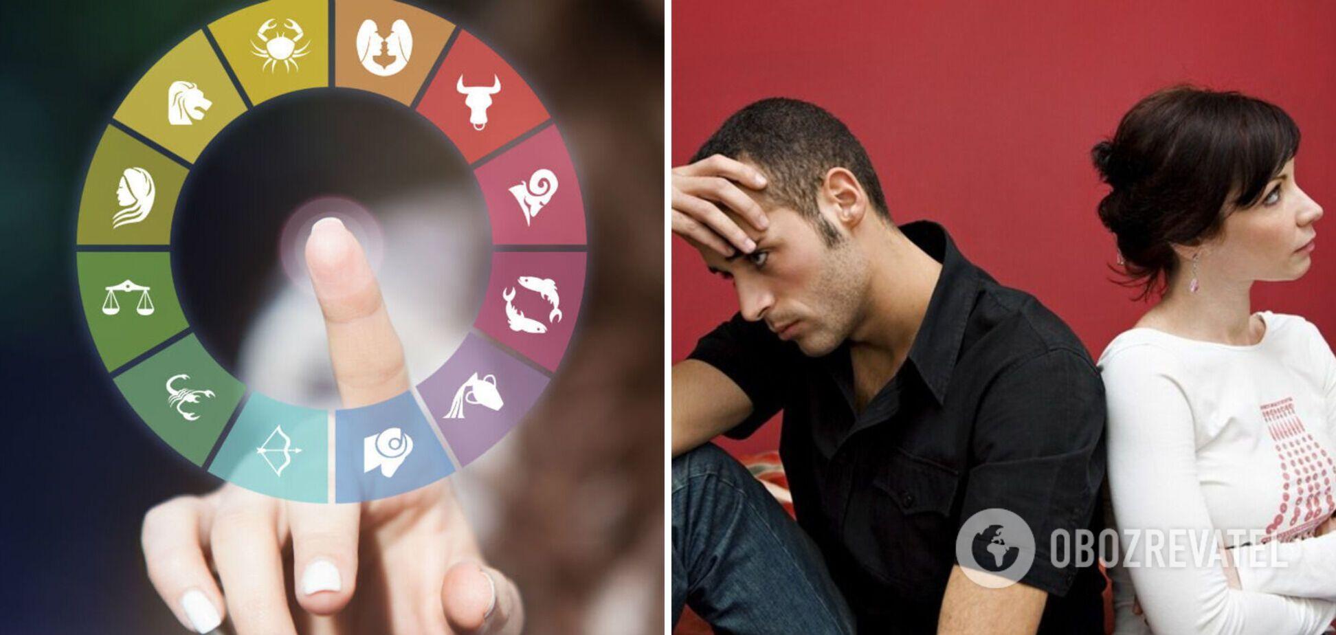Астролог назвала п'ять головних невдах за знаком зодіаку