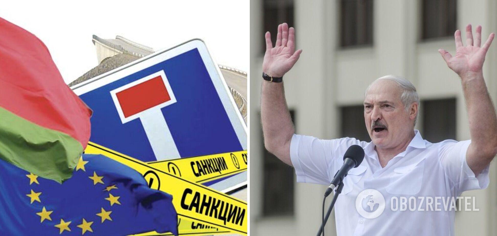 Лукашенко доигрался