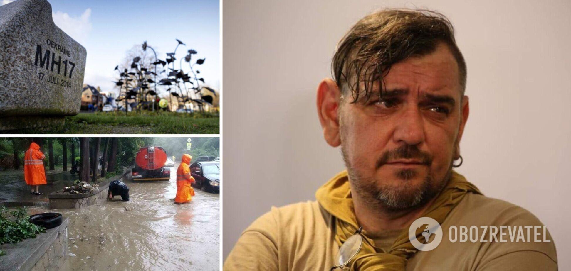 Новини України: десятки постраждалих в Криму через потопи і трагічна загибель відомого блогера