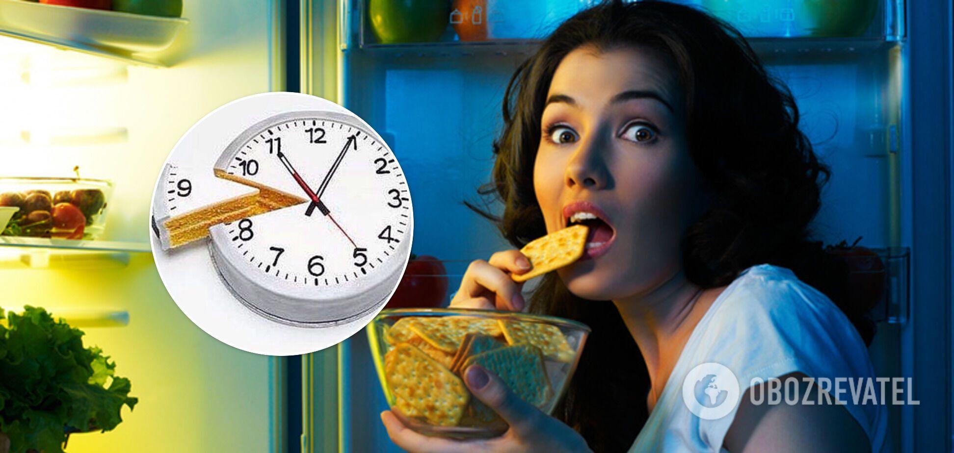 Можно ли есть после 18:00?
