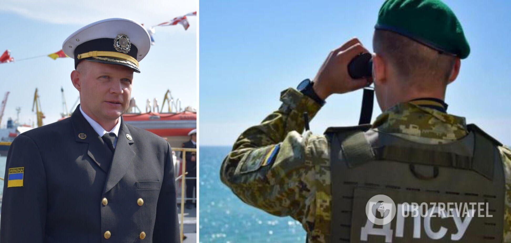 Зникнення начштабу загону морської охорони в Одесі: спливли подробиці про державну таємницю