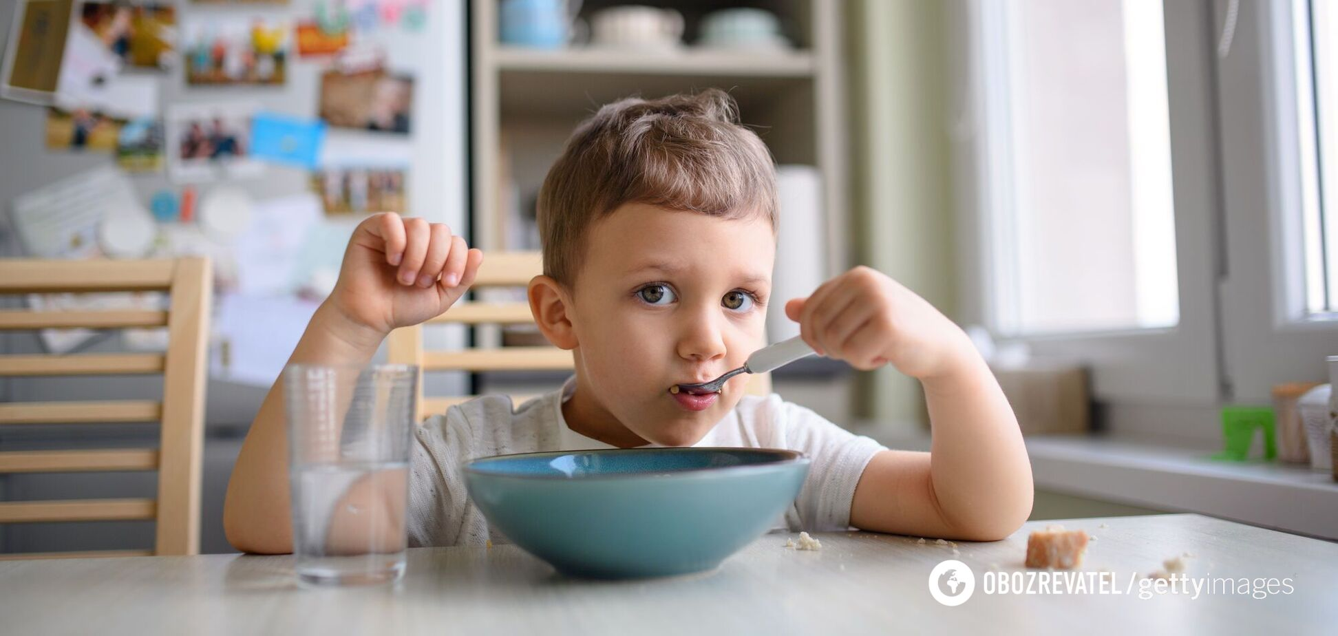 Что приготовить ребенку