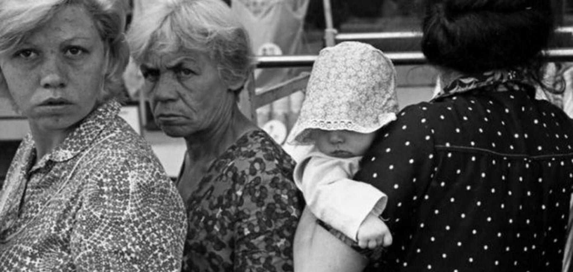 Миф про 'хорошее здоровье' людей в СССР