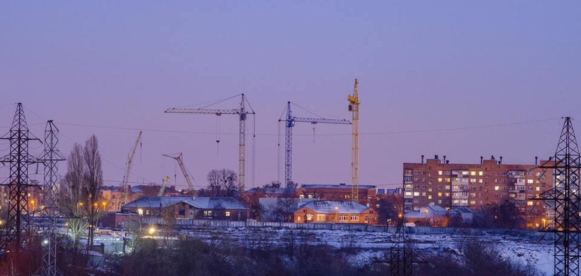 Объемы строительства жилья подскочили на 40% – Госстат