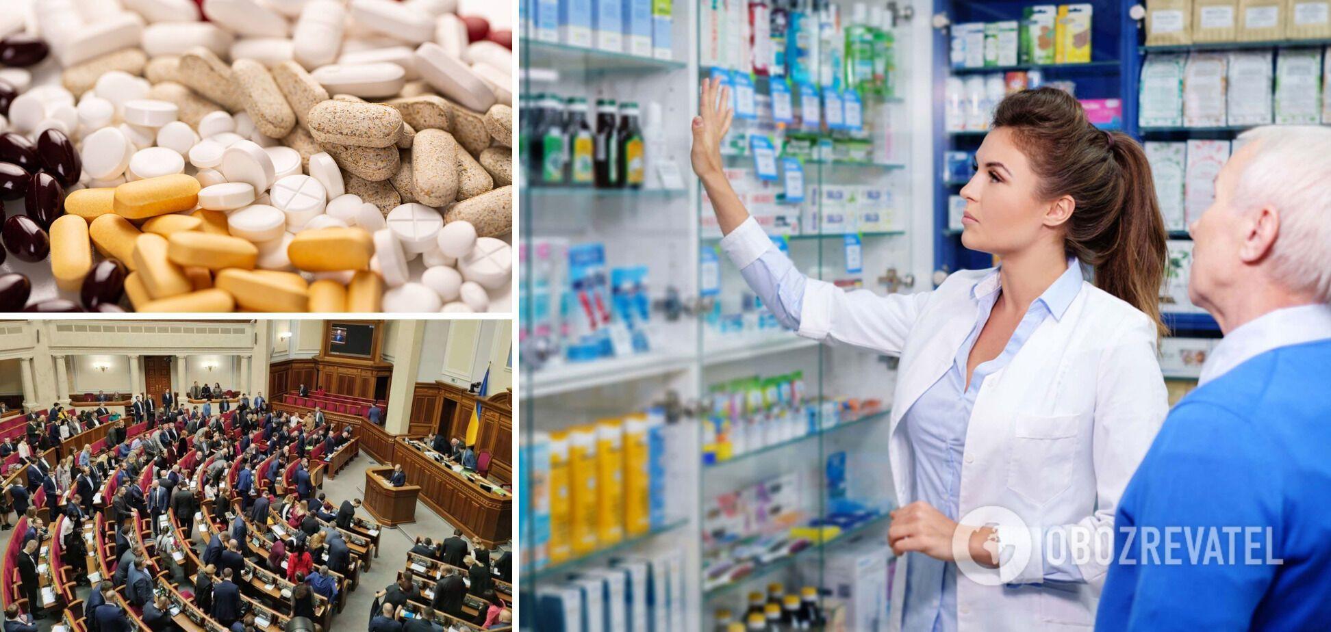 Корупція, фальсифікат, небезпека: чому нардепи взялися за ринок лікарських засобів