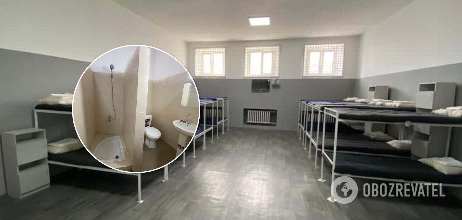 В сети показали, как выглядит бесплатная камера Лукьяновского СИЗО после ремонта