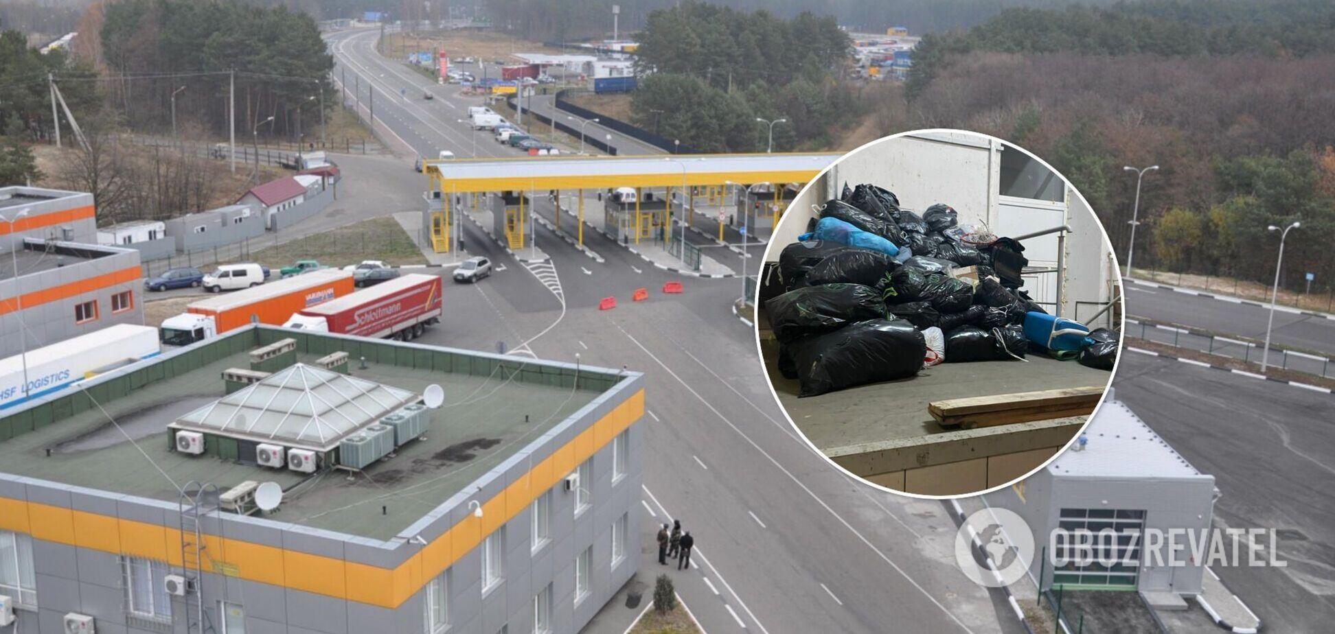 На кордоні з Польщею затримали 'гуманітарку' на 3 млн грн