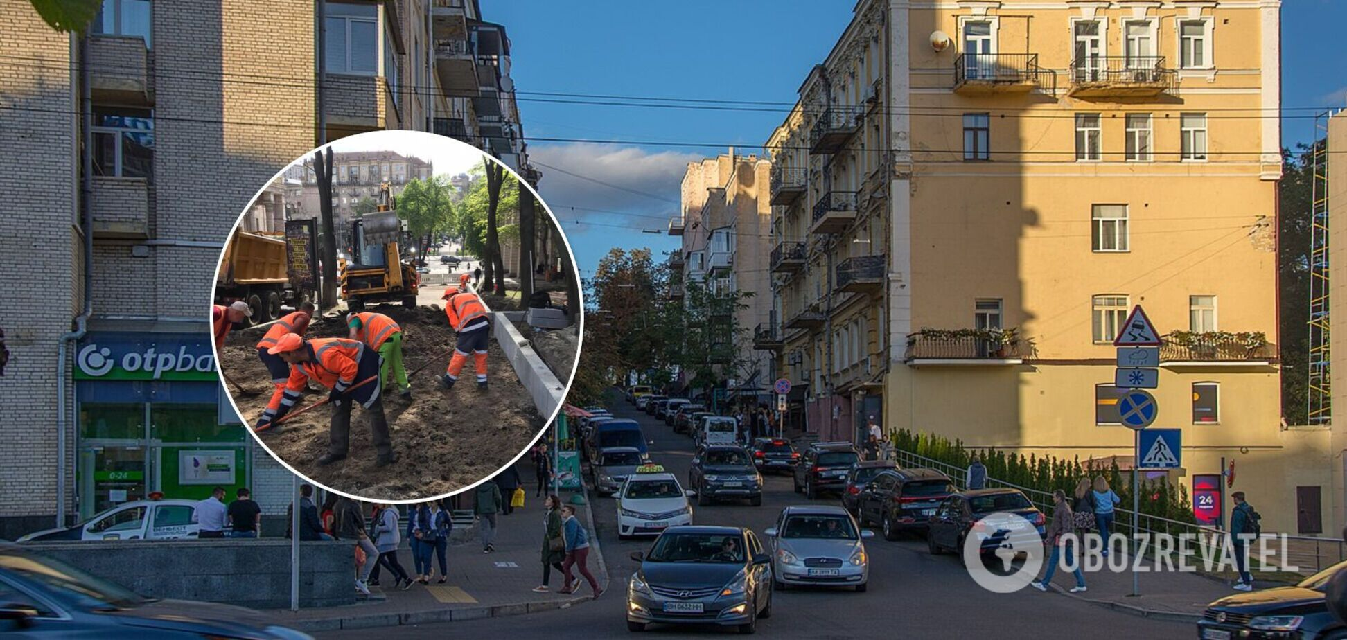 Работники 'Киевавтодора' проведут средний ремонт дорог