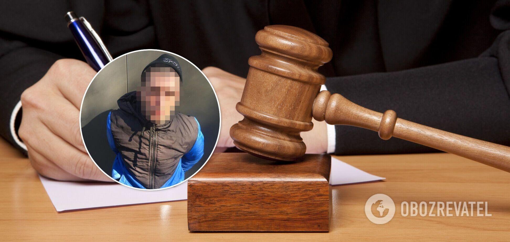 Мужчина ранее был осужден за кражу