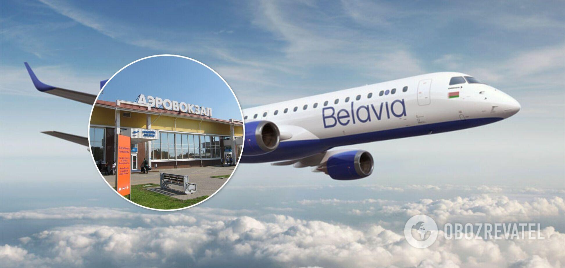 Белорусский самолет, летевший из Египта, экстренно посадили в России