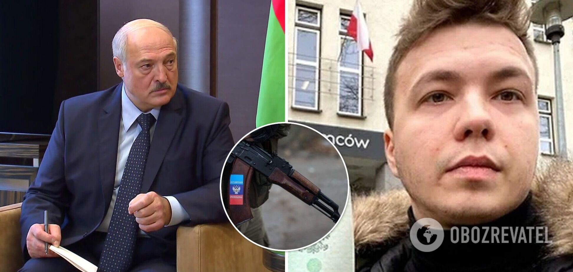 Лукашенко заявил, что Протасевичу грозит смертная казнь
