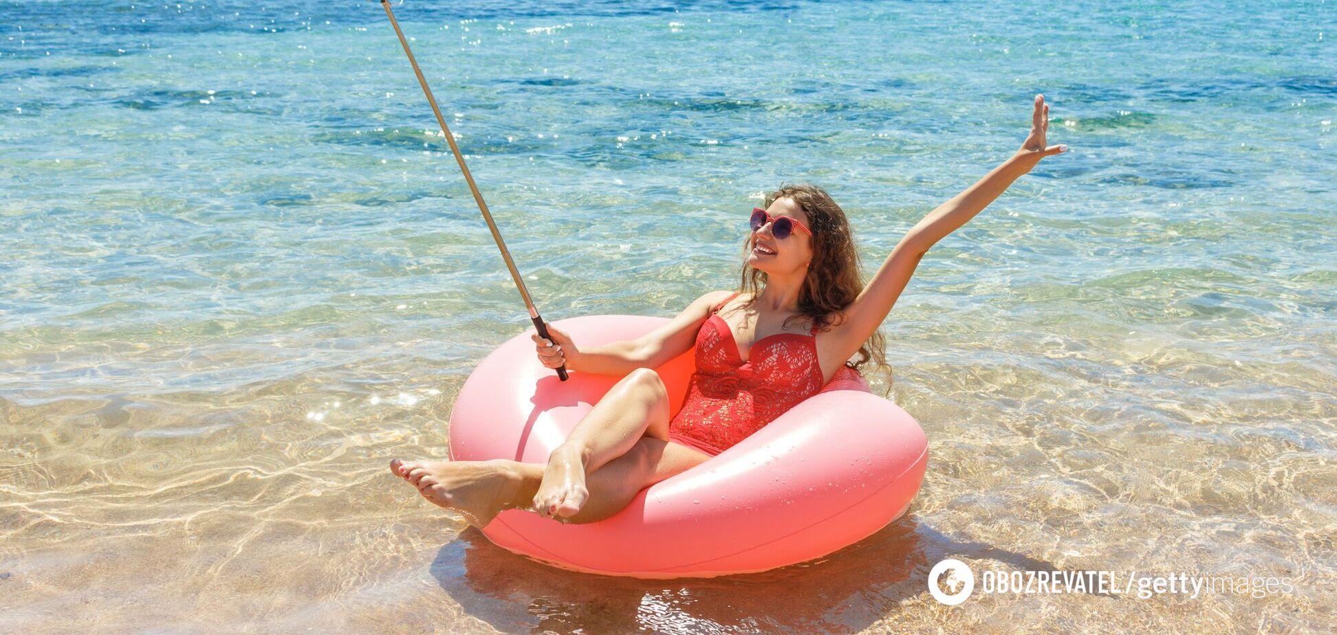 На пляжах Украины начался курортный сезон