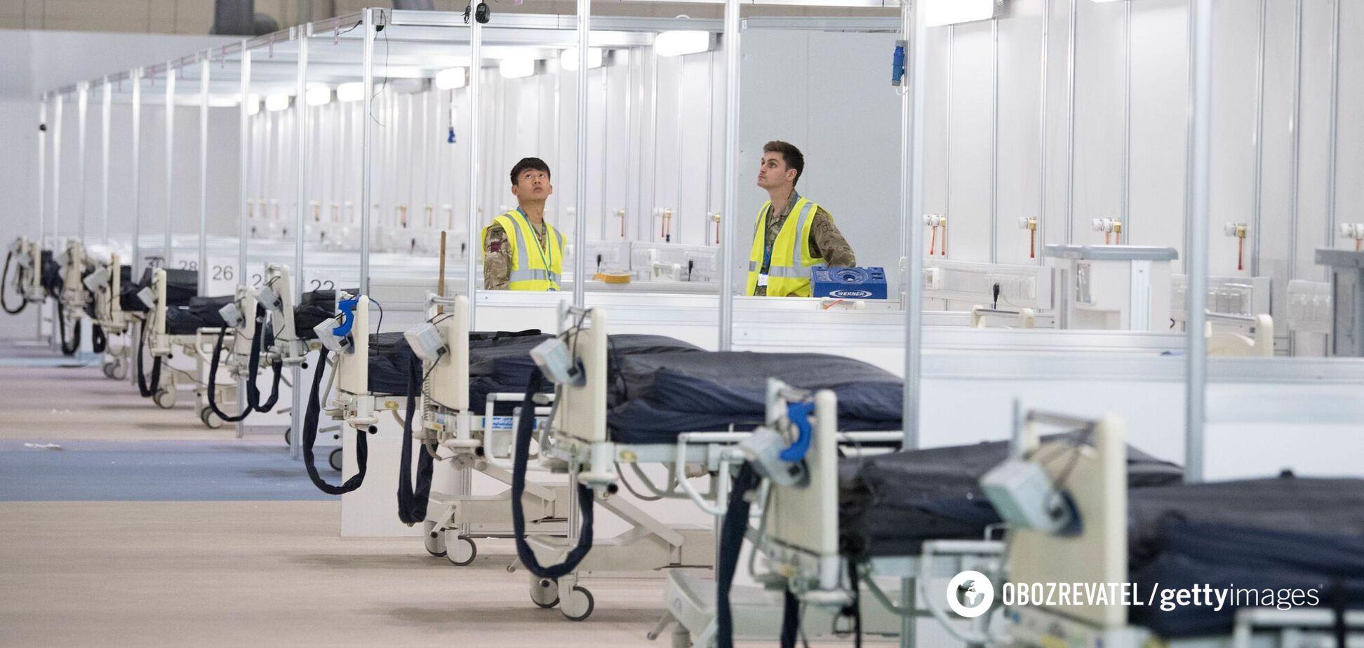 В Британии впервые за 10 месяцев не зафиксировали смертей от COVID-19