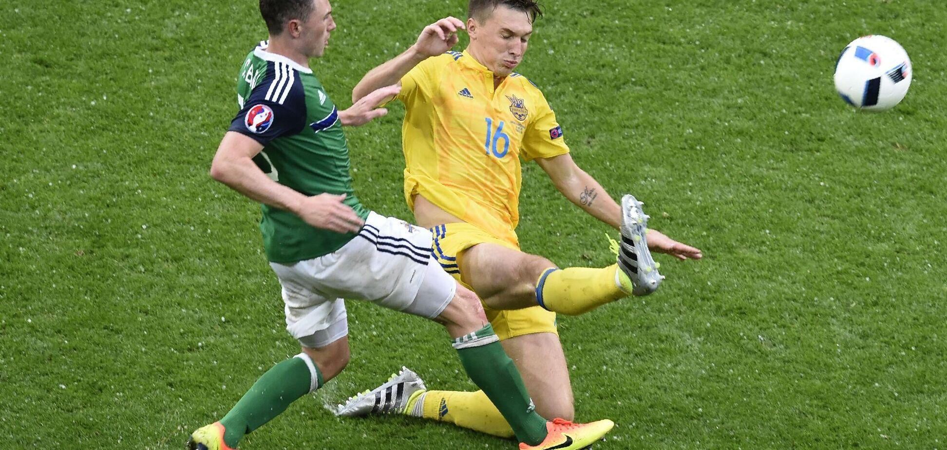 Україна – Північна Ірландія – 1-0: онлайн-трансляція товариського матчу