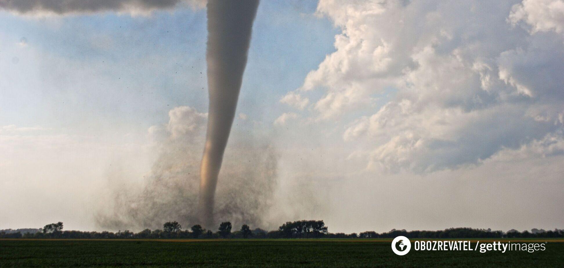 У Чехії пройшов торнадо