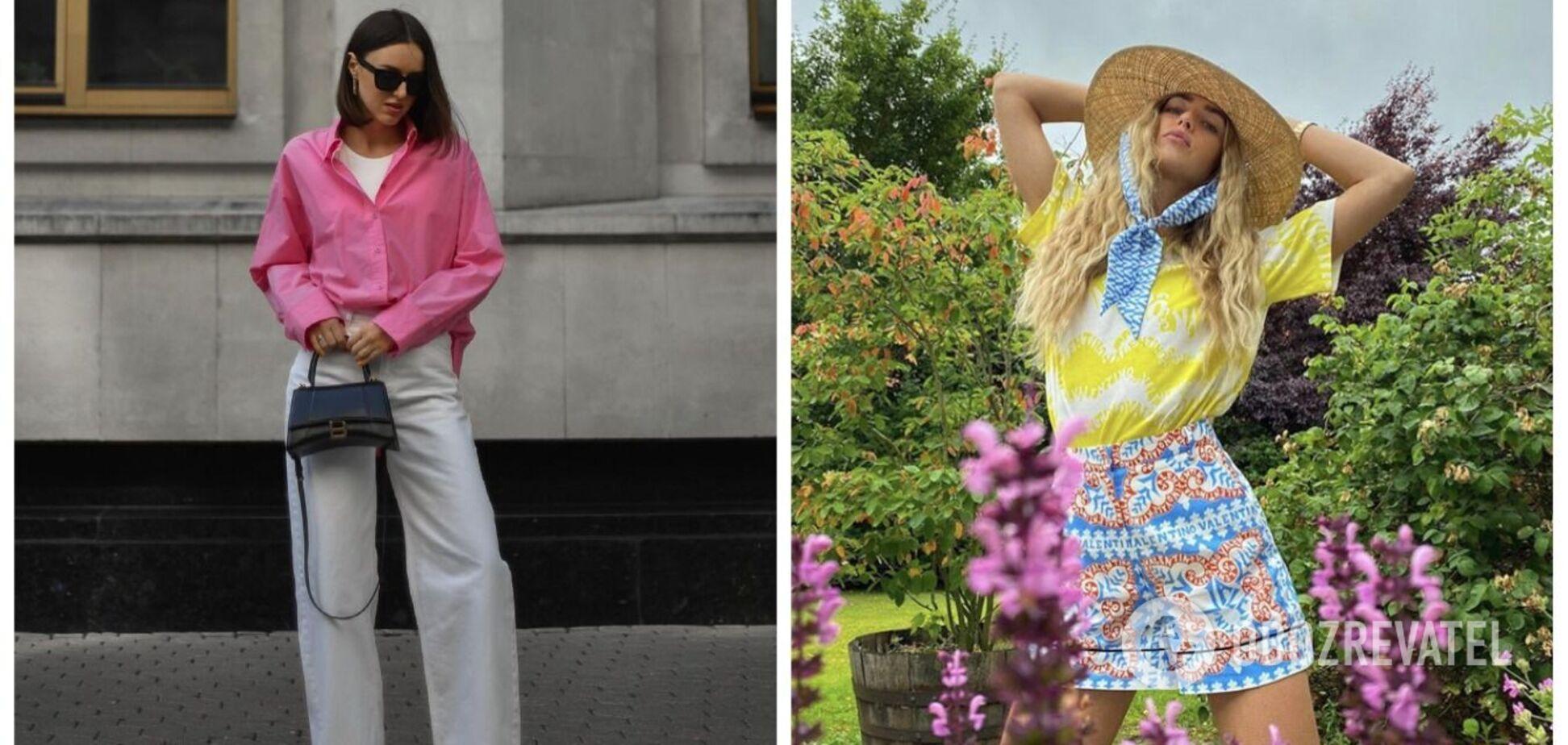 Самые модные вещи лета 2021 и как их носить. Фото готовых образов