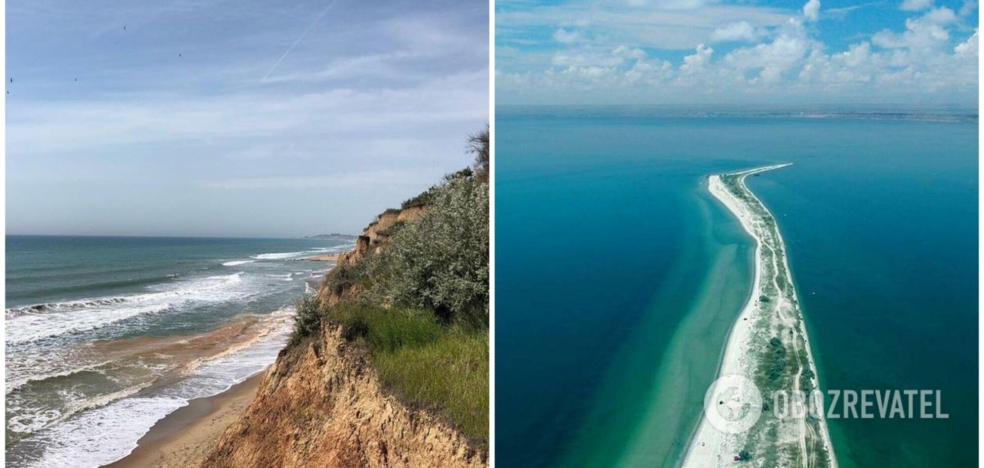Найкращі пляжі України від сіл до островів: топ-5. Фото