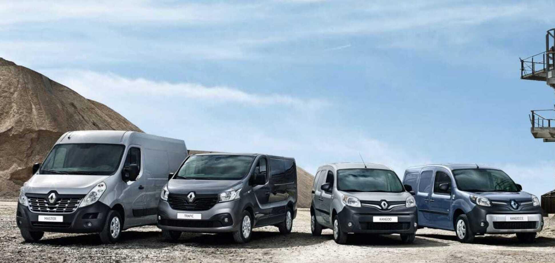 У травні в Україні зросли продажі комерційних авто