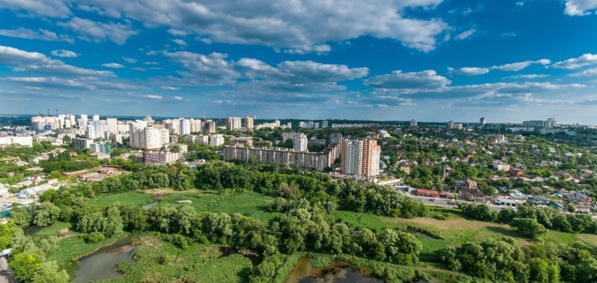 У Києві на Совських ставках створять екопарк