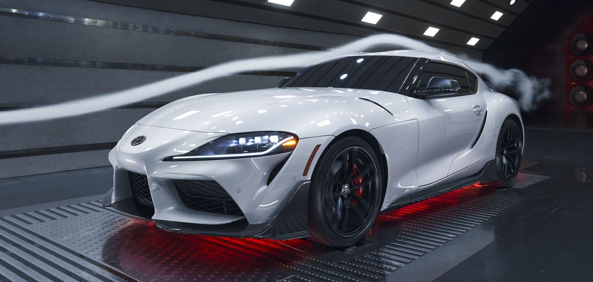 Toyota модернізує GR Supra, щоб конкурувати з новим Nissan