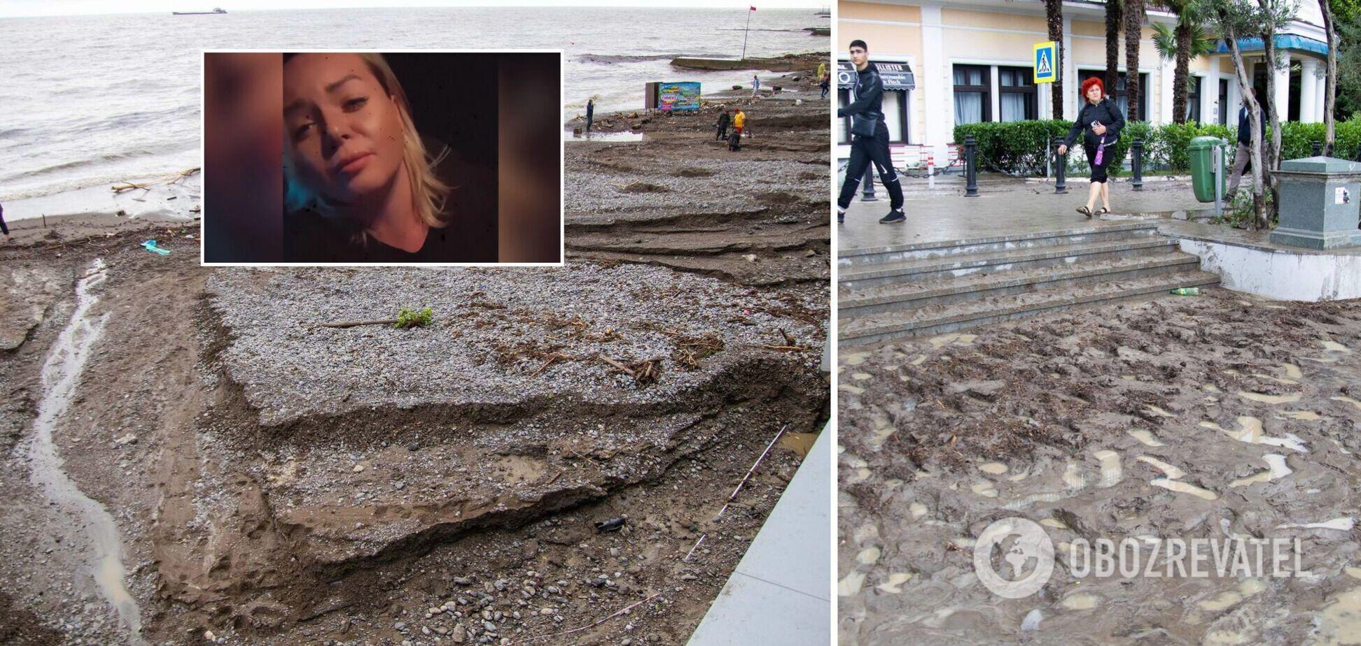Ялту змило до біса! Це краще, ніж секс! – туроператорка з Росії про повінь в Криму