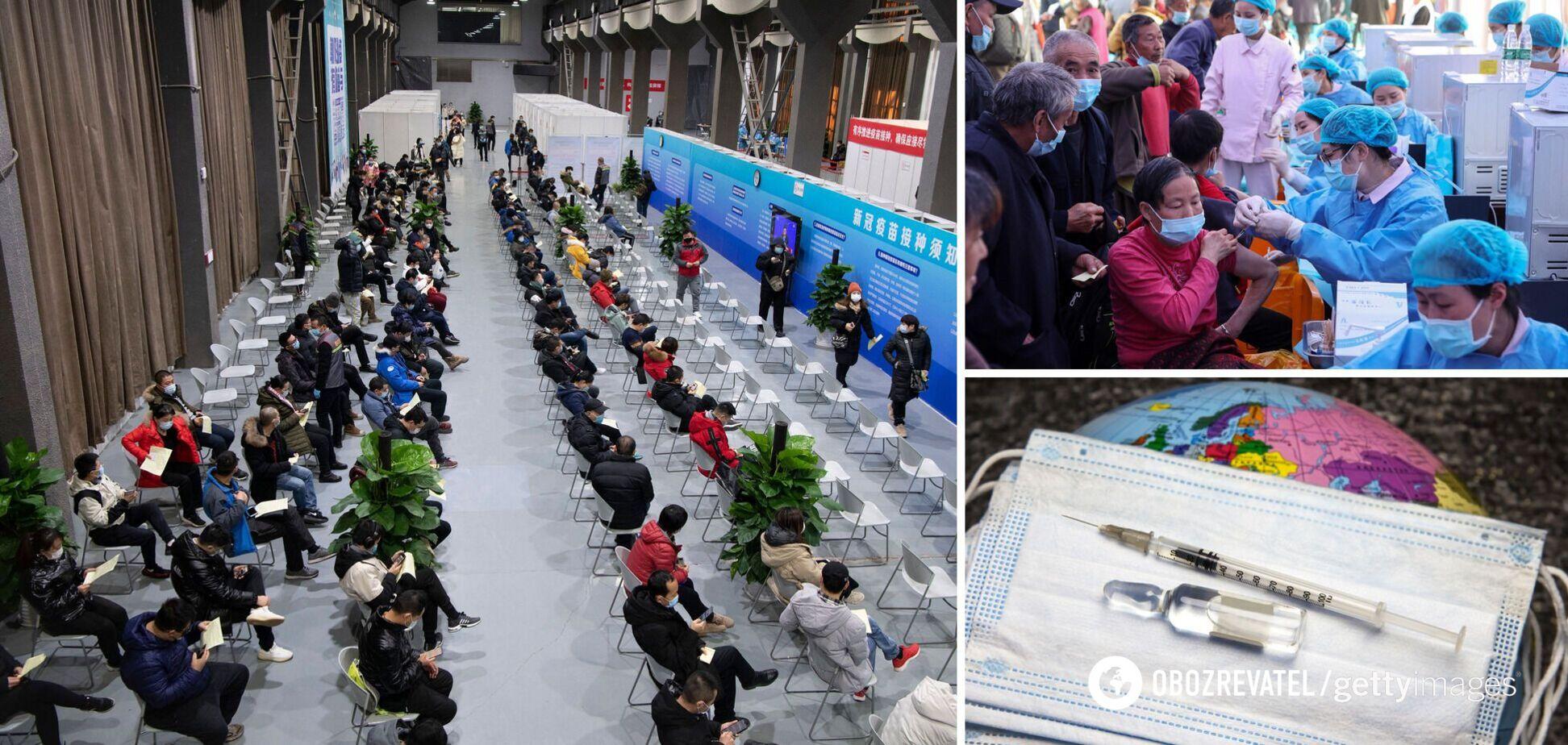 Коронавірус Китай