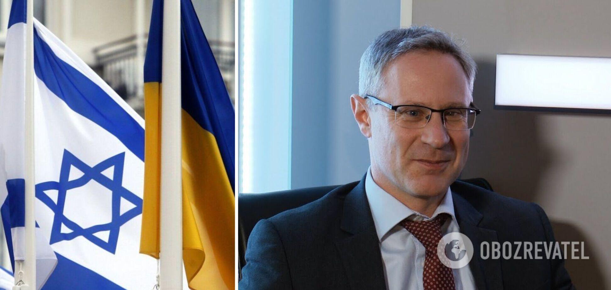 Ізраїль призначив нового посла в Україні: що про нього відомо